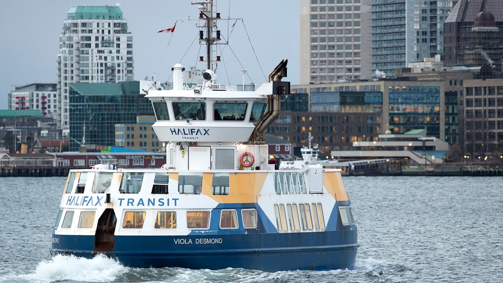 Halifax Transit Ferry