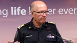 CEMA Chief Tom Sampson will give an update on COVID-19 in Calgary at 1 p.m. (File photo)
