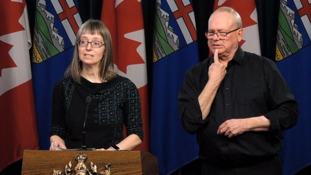 Alberta announces first COVID-19 death alongside 27 new cases