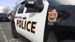 A Victoria police vehicle is seen in this file photo (CTV)