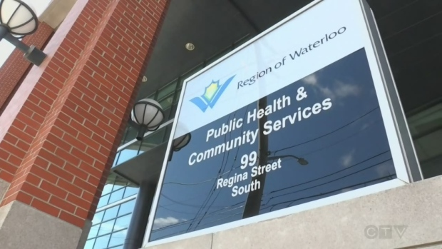 Region of Waterloo Public Health.