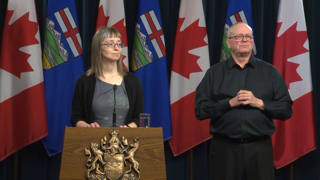 Alberta makes changes to hospital visits during COVID-19 pandemic