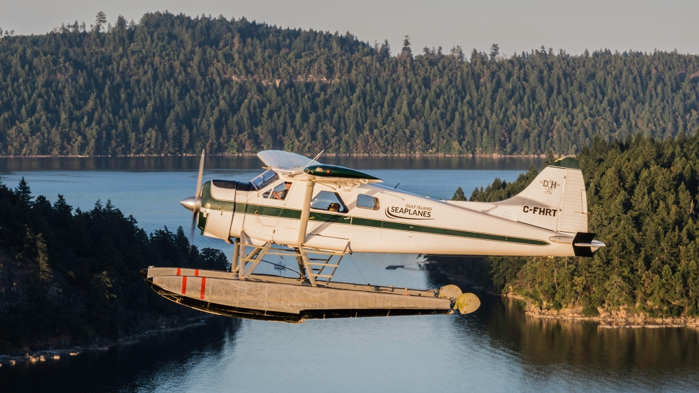 gulf island seaplanes