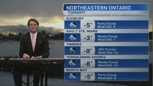 It is Weather Will Wednesday, watch Will Aiello play piano during his northern Ontario weather forecast. (CTV Northern Ontario)