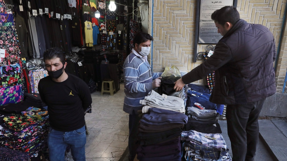 Iran outbreak
