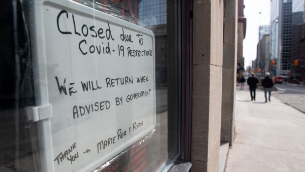 Laid off due to COVID-19? Don't expect government cheques right away - CTV News