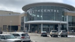 A suspect was arrested inside Southcentre Mall Monday morning during an investigation into a vehicle theft and reports of a woman being held against her will. (file)