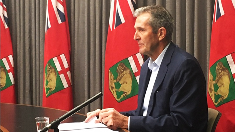 Manitoba government declares state of emergency due to COVID-19 pandemic