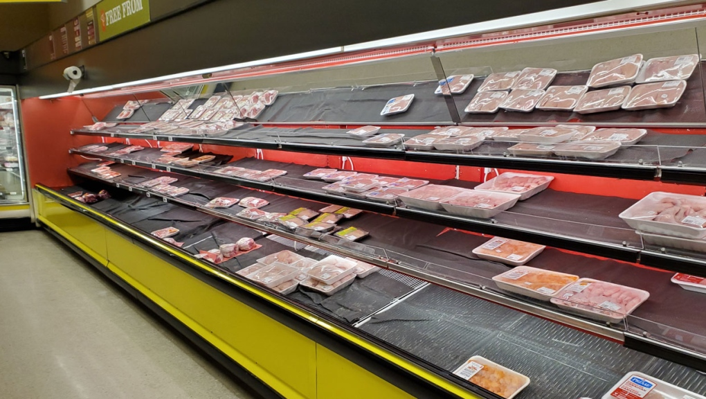 beef shortage, supermarkets, coronavirus, cattle,