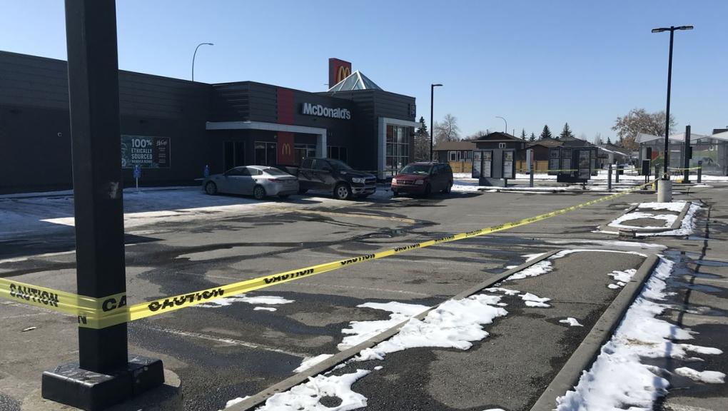 McDonald's, COVID-19, pandemic, Calgary, Riverglen