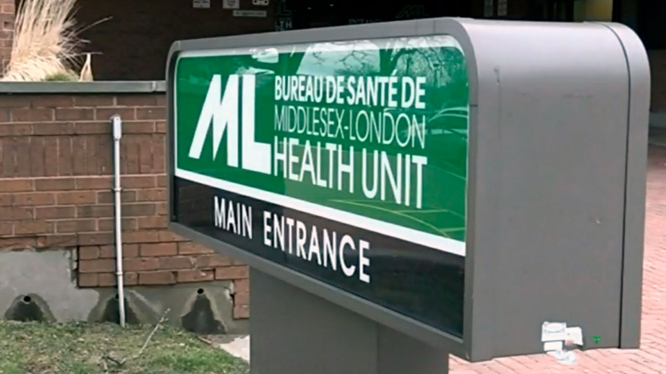 middlesex-london health unit
