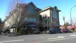 Langford city hall is shown: March 20, 2020 (CTV News)