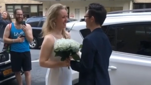 nyc marriage covid-19