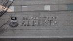 University of Alberta. (Sean McClune/CTV News Edmonton)