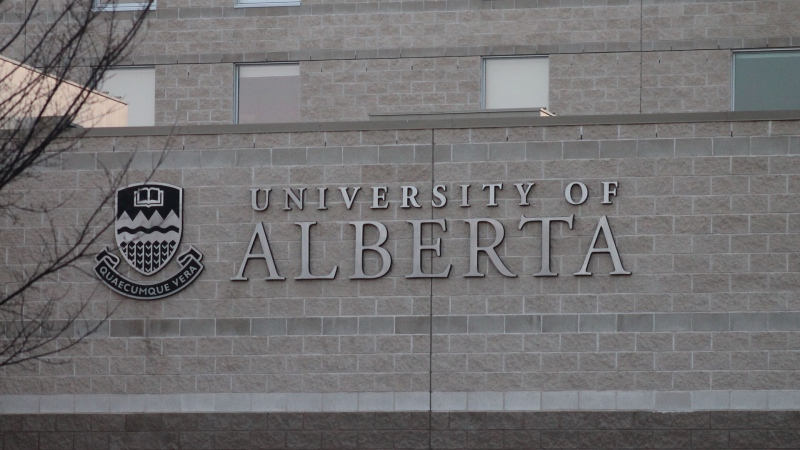 University of Alberta. (Sean McClune/CTV News Edmonton)