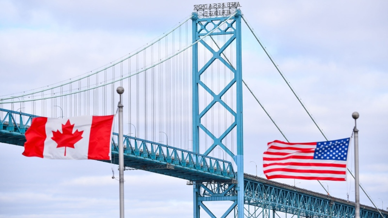 Another 3,441 travellers from the U.S. were rejected from entering Canada over the last month, according to new figures from the Canada Border Services Agency on Thursday.