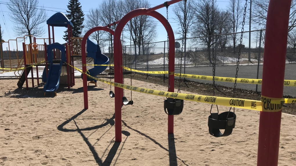 Toronto to reopen more than 850 park amenities this week
