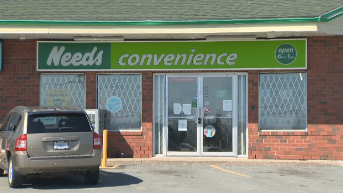 Halifax Regional Police are investigating after a Dartmouth convenience store was robbed late Saturday night.