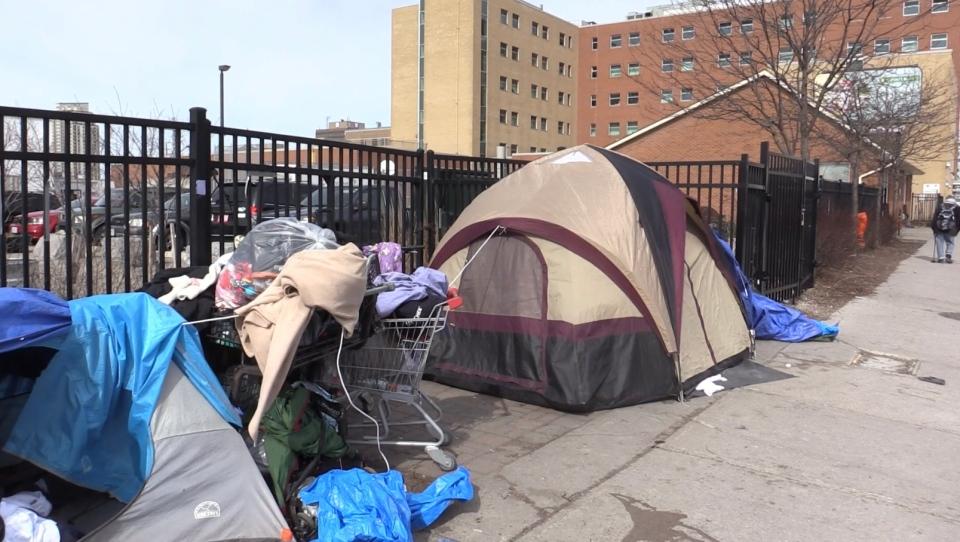 Tents in London Ontario