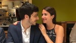 COVID-19 may force Christel Bardakji and Michael Meletakos to cancel their wedding.
