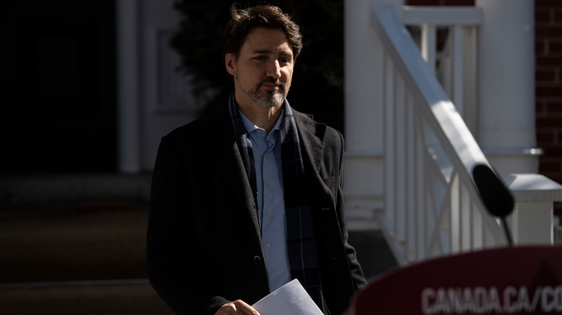 'Enough is enough,' Trudeau says to Canadians ignoring COVID-19 advice