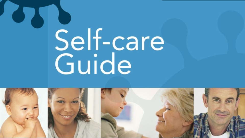 Quebec's new self-care guide