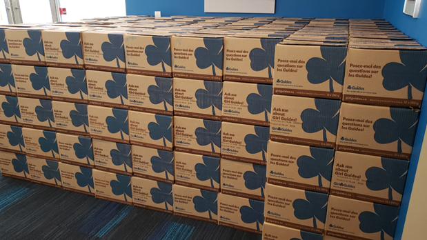 Hundreds of thousands of Girl Guide cookies will now be sold at Save-On-Foods, with all proceeds going towards the Girl Guides of Canada: (CTV News)