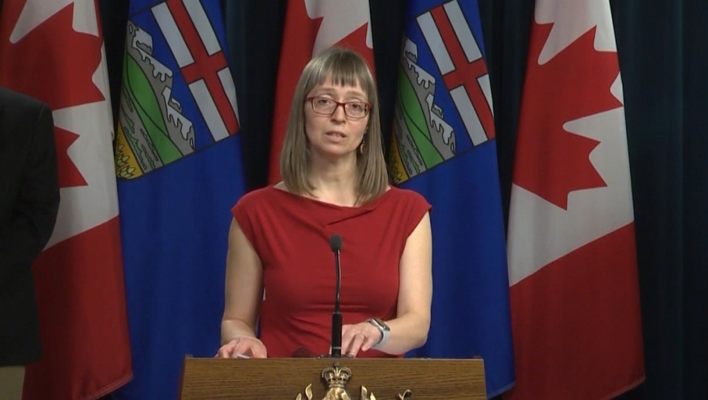 Alberta officially orders closure of all non-essential services