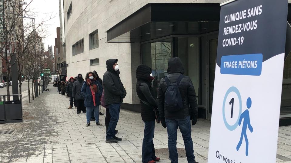 Montreal COVID-19 clinic