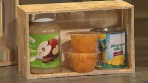 Canned fruit makes a great snack on their own, or add them to your oatmeal, yogurt, or smoothie.