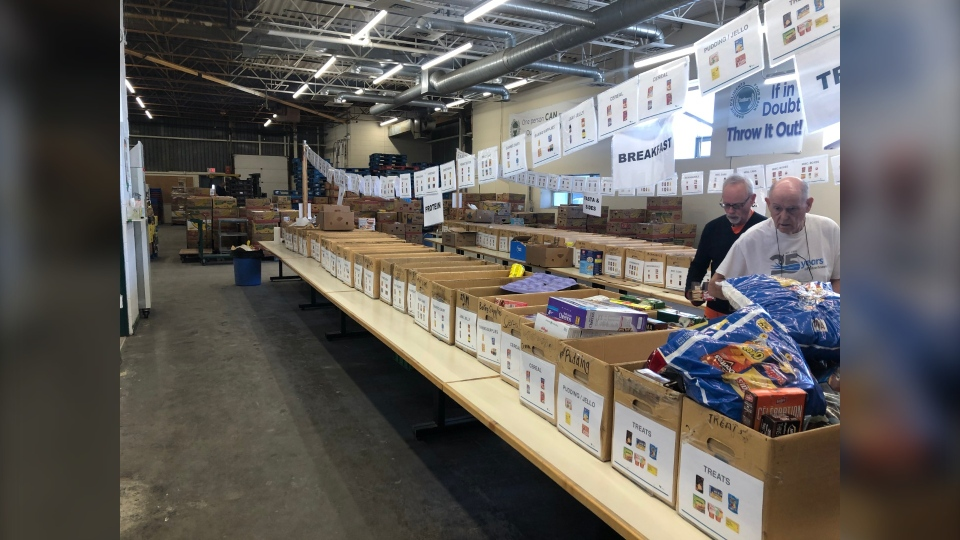 Food drive underway to ease burden on the needy in