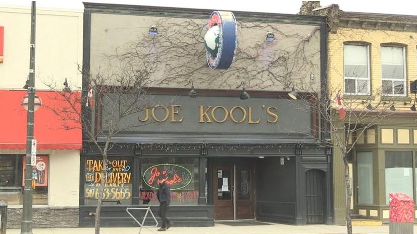Joe Kool's in London Ont.
