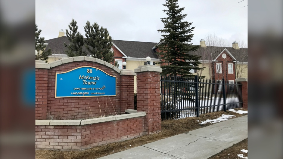 A woman in her 80s from the McKenzie Towne Continuing Care Centre is the second person to have died of the virus in Alberta. A staff member and two other residents have also been diagnosed with confirmed cases of the virus.