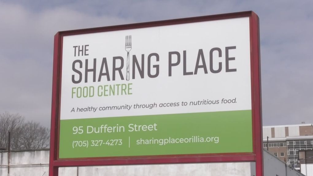 The Sharing Place in Orillia