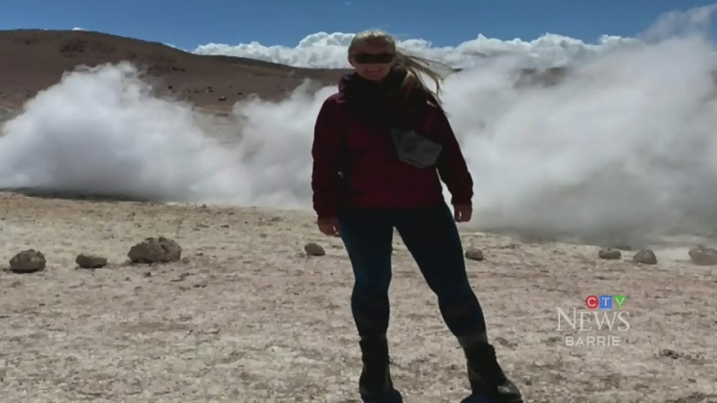 Barrie nurse stuck in Peru amid pandemic