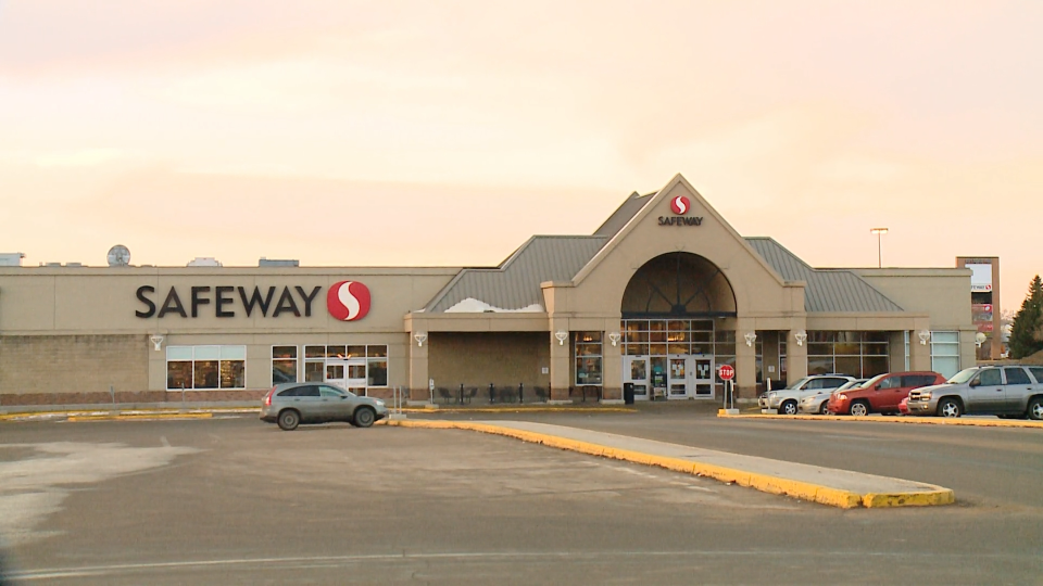 The Northgate Safeway location in Regina.