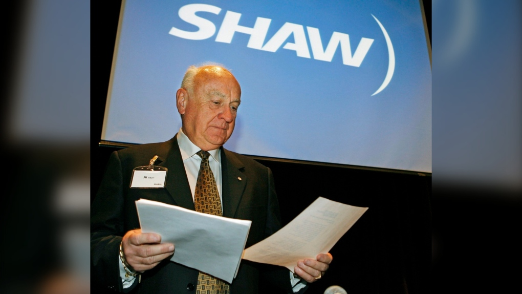 JR Shaw