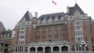 The iconic Fairmont Empress Hotel is getting ready to reopen on June 26, after closing for the first time in 112 years. This year, instead of being filled with tourists from overseas, the hotel is targeting a local market because of COVID-19.