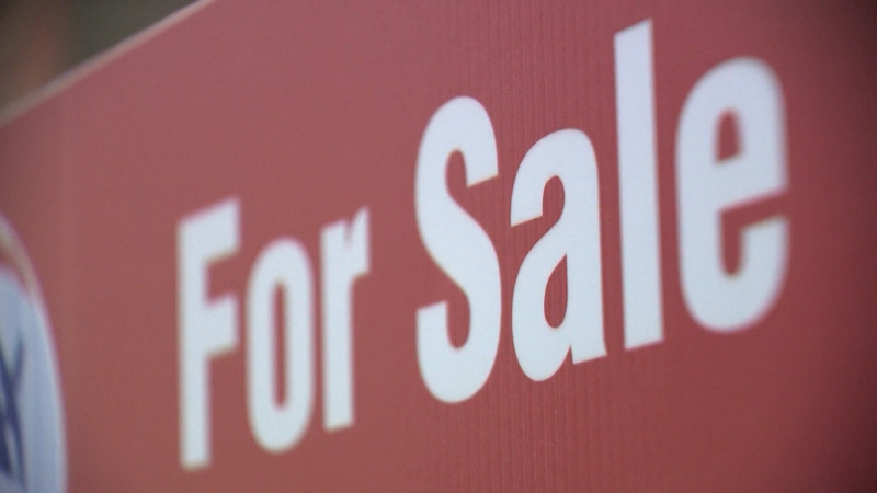 For Sale sign, real estate
