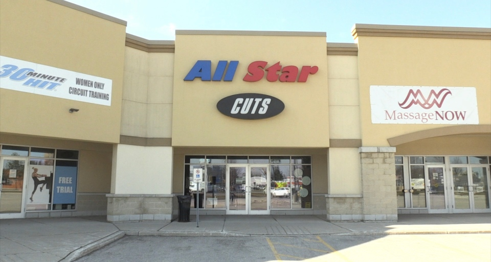 All Star Cuts in London, Ont.