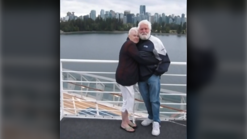 Mike Giesbrecht's parents, Rob and Shirley, are in their 70s, but can't get tested for COVID-19 despite showing symptoms of the virus.