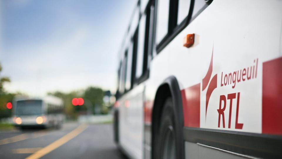 Longueuil Bus