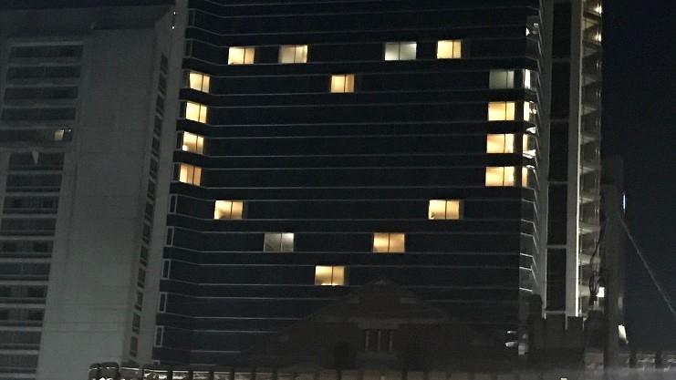 Heart in Hotel