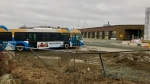 On April 3, Halifax Transit was advised that a staff member working in the Burnside Maintenance Department had tested positive. This is the second occurance of an employee testing positive in that department.