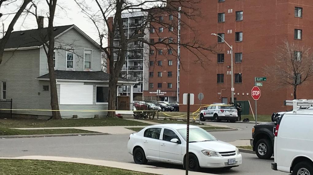 Mercer Ave police