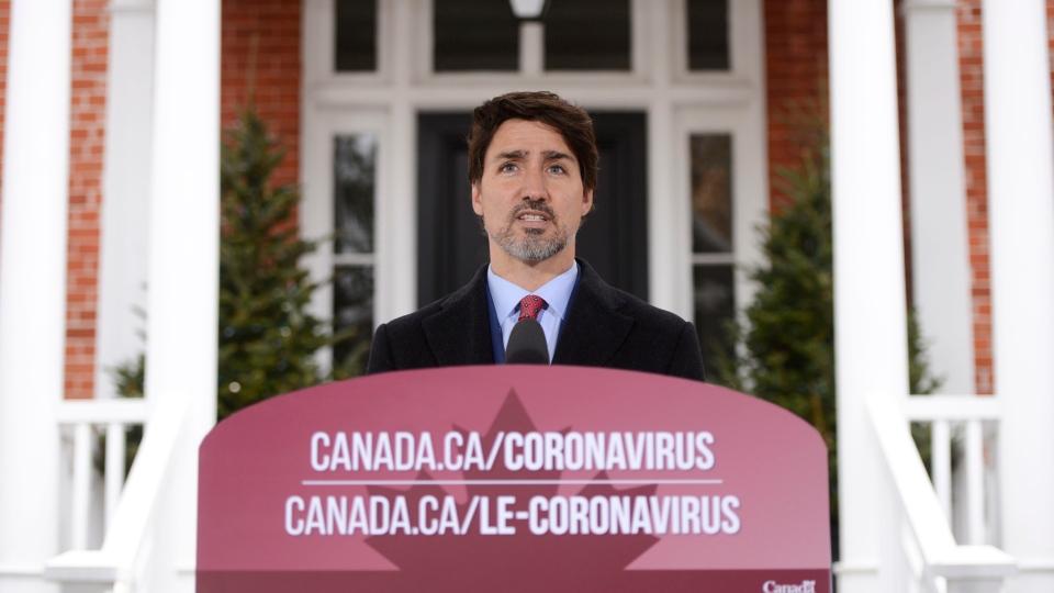 Prime Minister Trudeau COVID-19 update