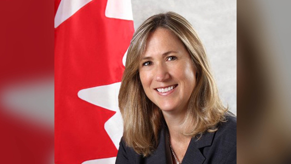 Kirsten Hillman officially named Canadian ambassador to the U.S. (Credit: Twitter)