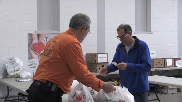 Sault Search and Rescue delivering groceries, medicine to those in need