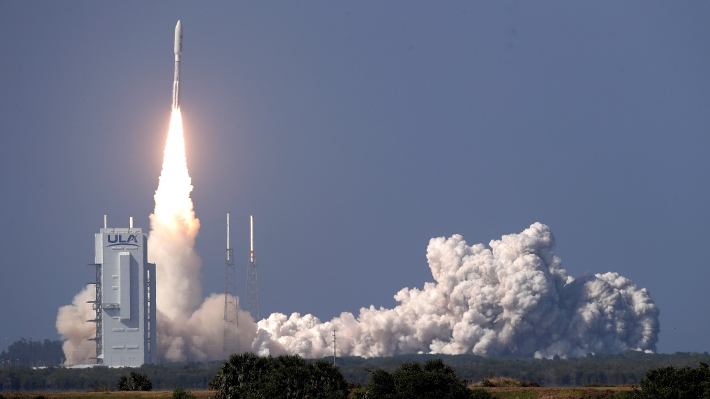 US Space Force launches first mission