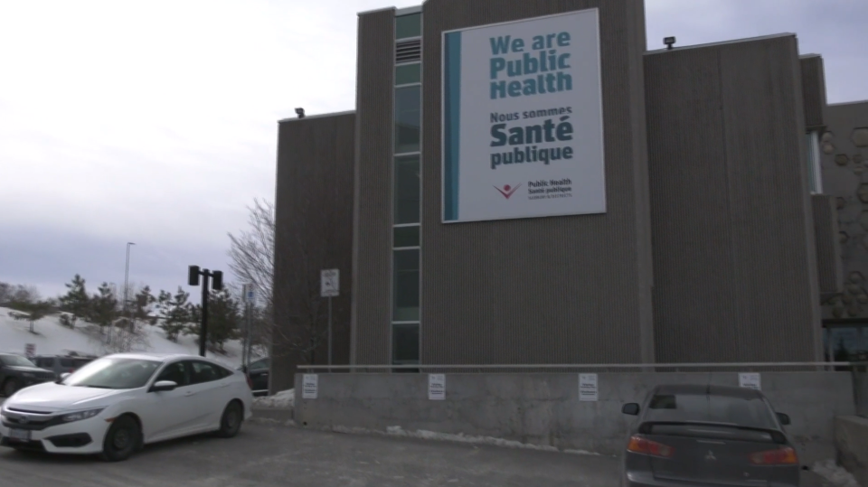 Sudbury Health Unit